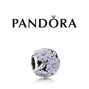 Pandora Daisy Meadow Flower Charm